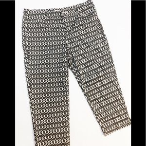 Madison cropped pants size 14